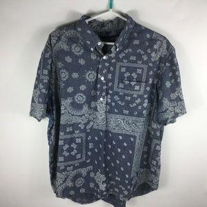 Polo Ralph Lauren Shirt Indigo Chest Pocket Polo